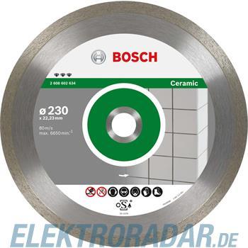 Bosch Diamanttrennscheibe 2 608 602 630