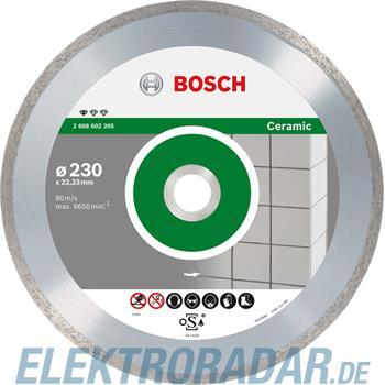 Bosch Diamanttrennscheibe 2 608 602 201