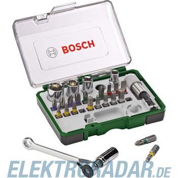 Bosch Ratschen-Set 2 607 017 160