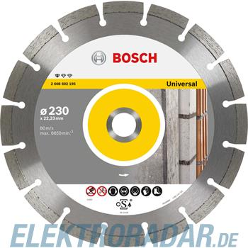 Bosch Diamanttrennscheibe 2 608 602 193