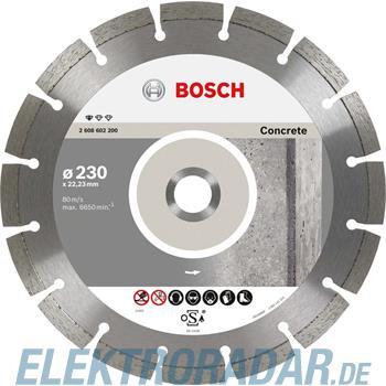 Bosch Diamanttrennscheibe 2 608 602 196