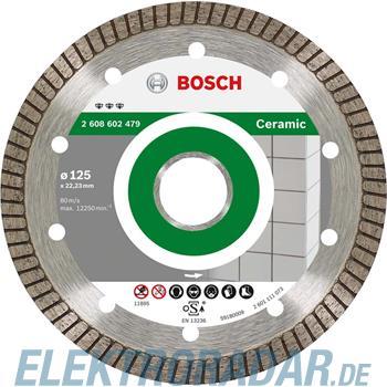 Bosch Diamanttrennscheibe 2 608 602 478