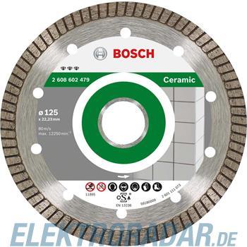Bosch Diamanttrennscheibe 2 608 602 479