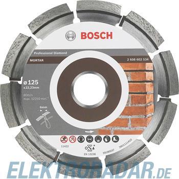 Bosch Diamanttrennscheibe 2 608 602 533