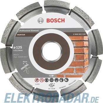 Bosch Diamanttrennscheibe 2 608 602 534