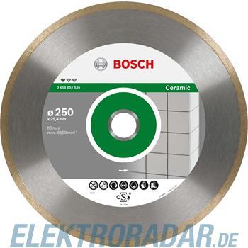 Bosch Diamanttrennscheibe 2 608 602 537