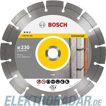 Bosch Diamanttrennscheibe 2 608 602 567
