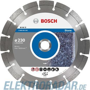 Bosch Diamanttrennscheibe 2 608 602 591