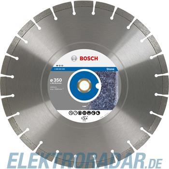 Bosch Diamanttrennscheibe 2 608 602 605