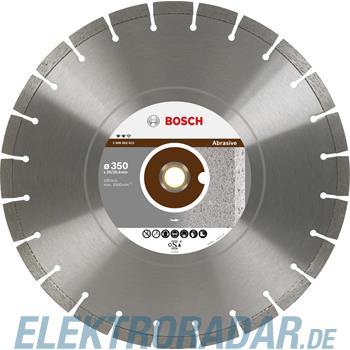 Bosch Diamanttrennscheibe 2 608 602 612