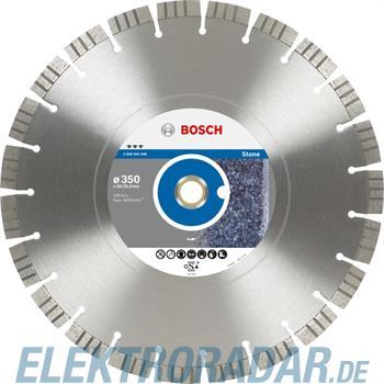 Bosch Diamanttrennscheibe 2 608 602 647