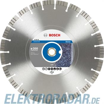 Bosch Diamanttrennscheibe 2 608 602 648