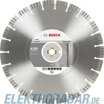Bosch Diamanttrennscheibe 2 608 602 660