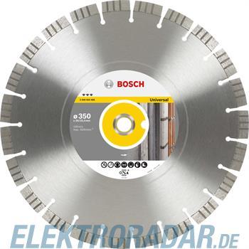 Bosch Diamanttrennscheibe 2 608 602 668