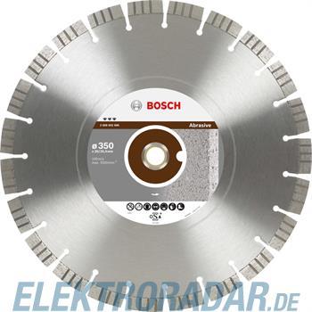 Bosch Diamanttrennscheibe 2 608 602 687