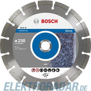 Bosch Diamanttrennscheibe 2 608 602 698
