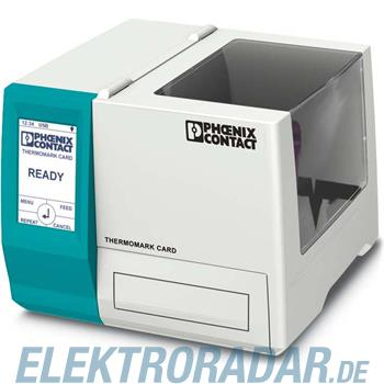 Phoenix Contact Thermotransferdrucker THERMOMARK CARD