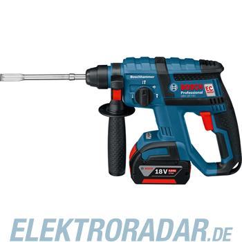 Bosch Akku-Bohrhammer GBH 18 V-EC