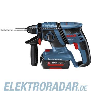 Bosch Akku-Bohrhammer GBH 36 V-LI 3x1,3Ah