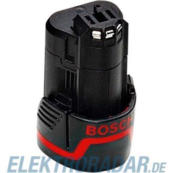 Bosch Ersatz-Akku 1600Z0002W