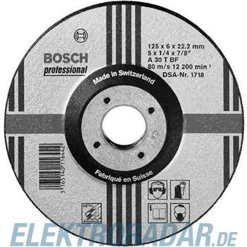 Bosch Schruppscheibe 2 608 600 218