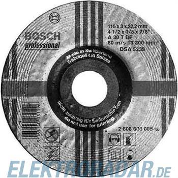 Bosch Trennscheibe 2 608 600 004