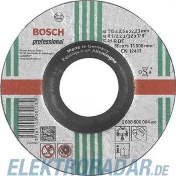 Bosch Trennscheibe 2 608 600 222