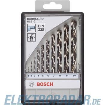Bosch Metallbohrer-Set 10-tlg. 2 607 010 535