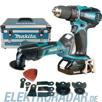 Makita Akku-Set 18V DLX2031YX1