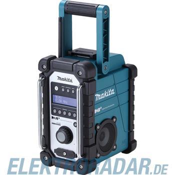 Makita Akku-Baustellen-Radio DMR105