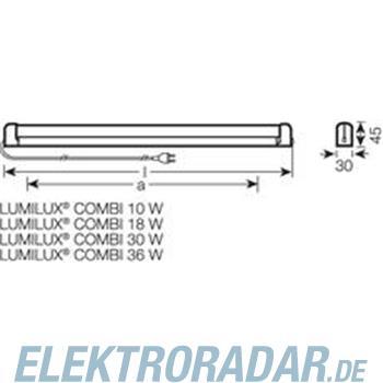 Osram Lumilux Combi-Leuchte 72016 EL-N