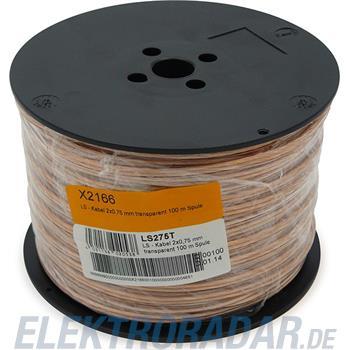 Televes (Preisner) Lautsprecherleitung LS 275 T