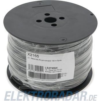 Televes (Preisner) Lautsprecherleitung LS 275 SW