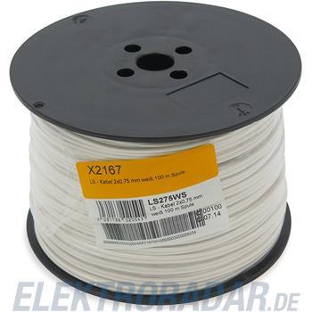 Televes (Preisner) Lautsprecherleitung LS 275 WS