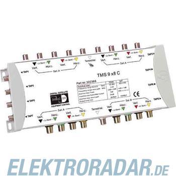 Triax DiSEqC-Multischalter TMS 9x6 C