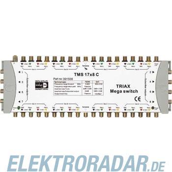Triax Kaskaden-Multischalter TMS 17x8C