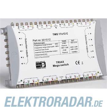 Triax Multischalter TMS 17x12C