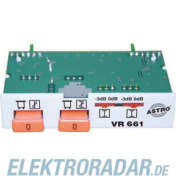 Astro Strobel Rückwegverstärker VR 661