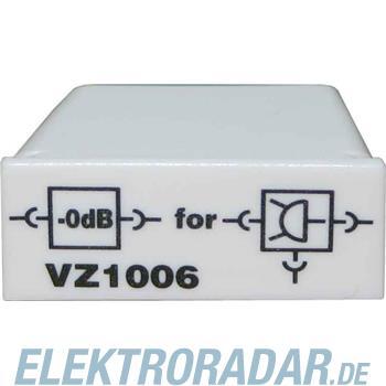 Astro Strobel Nullkarte VZ 1006
