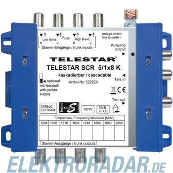 Telestar SCR 5/1x8 K Einkabellösung 5222531F