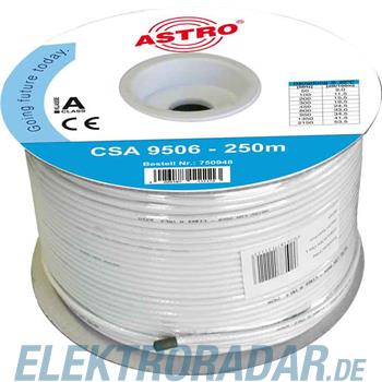 Astro Strobel Koax-Kabel CSA 9506 Tr.250