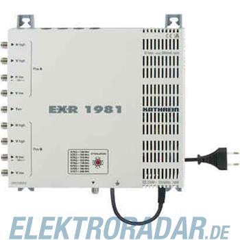 Kathrein Einkabel-Multischalter EXR 1981
