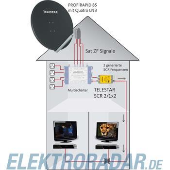 Telestar SCR 2/1x2 Einkabel-Lösung 5222534