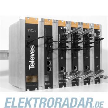 Preisner Televes TOX-Kopfstation UNI6QQA-S2-T