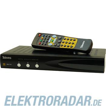 Televes (Preisner) DVB-S SDTV-Receiver FTA RSD 7118 sw