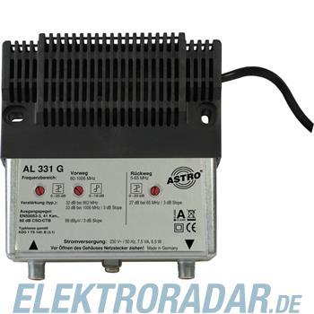 Astro Strobel Hausverstärker AL 331 G