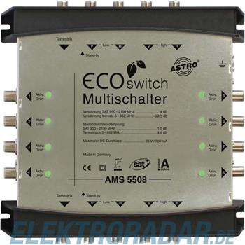 Astro Strobel Multischalter AMS 5508 Ecoswitch