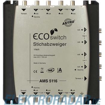 Astro Strobel Sat-ZF Abzweiger AMS 5116 Ecoswitch