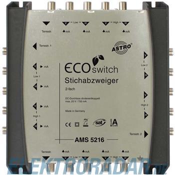Astro Strobel Sat-ZF Abzweiger AMS 5216 Ecoswitch