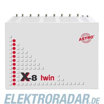 Astro Strobel SAT-Aufbereitung X-8TWIN+4 x X-QAM642